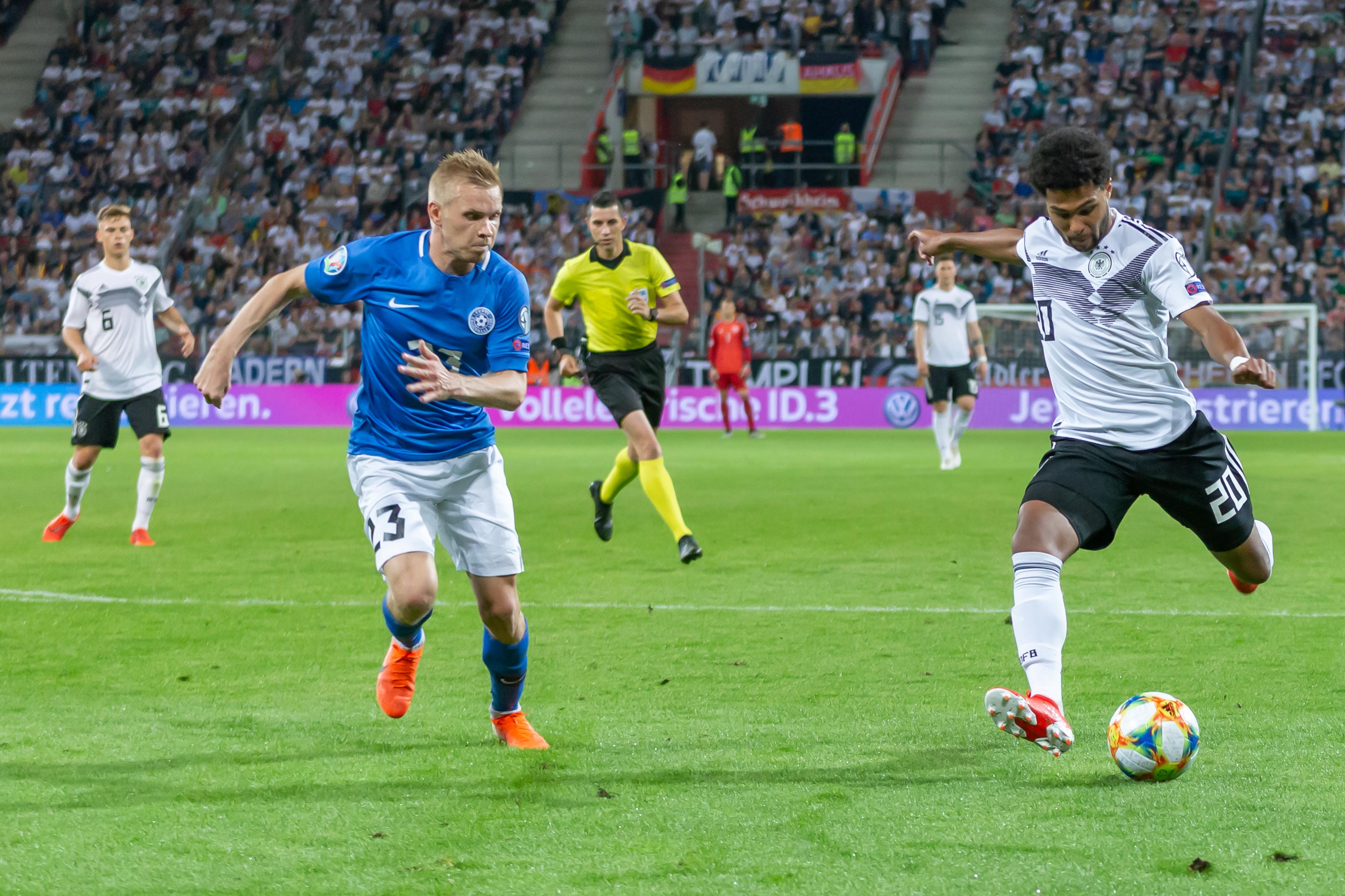 Fußball Deutschland Estland