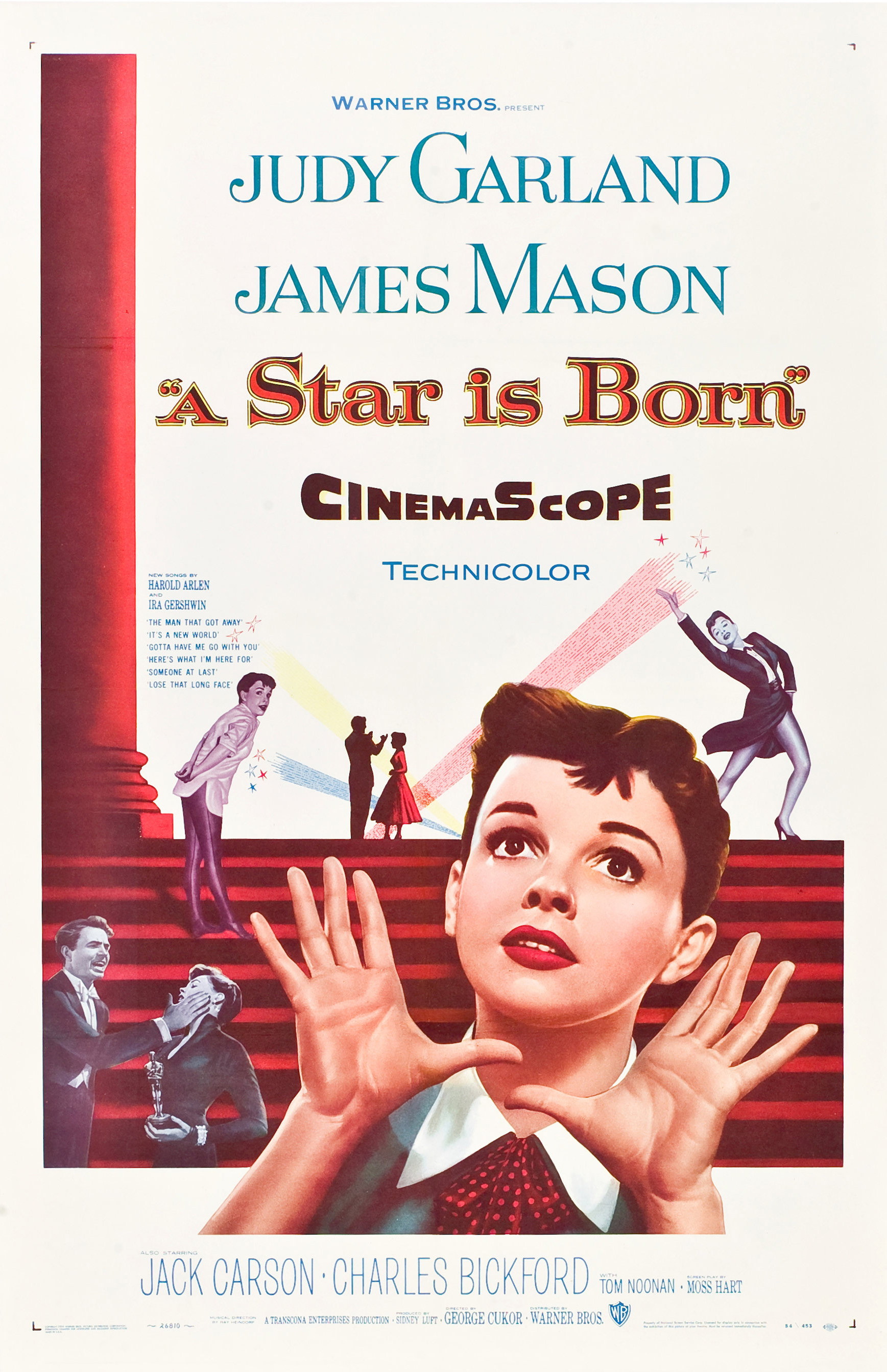 A Star Is Born 1954 Wikipédia A Enciclopédia Livre