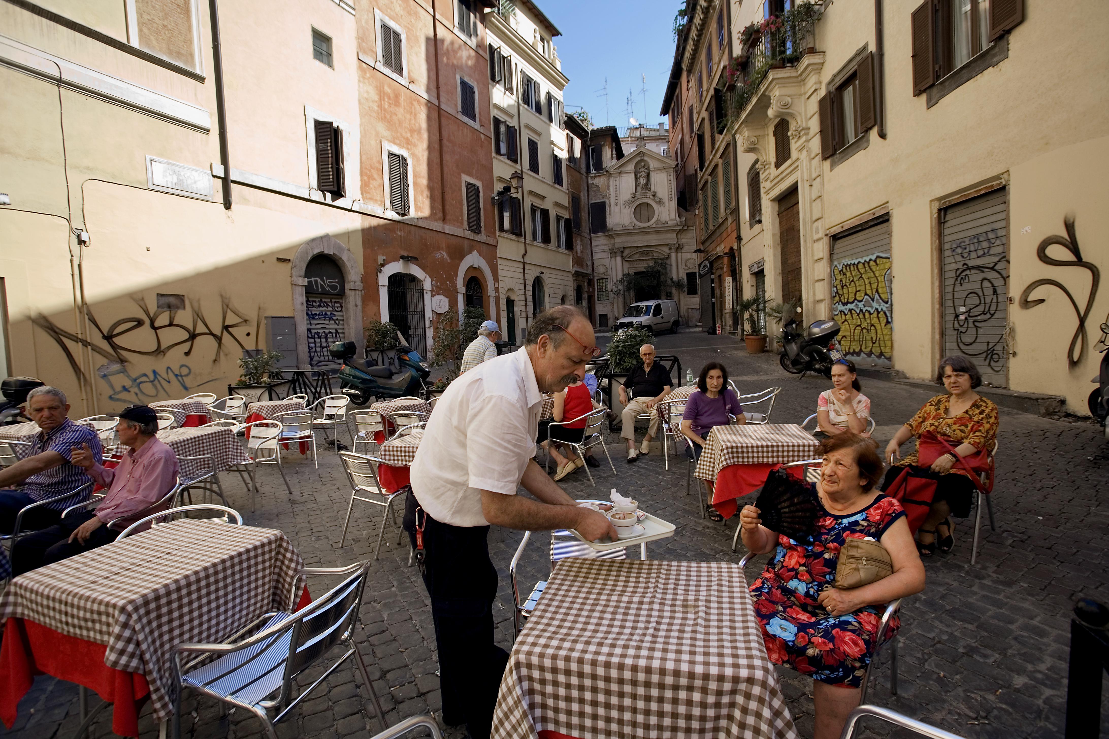 Street  Cafe Diplomatic Enclave Menu