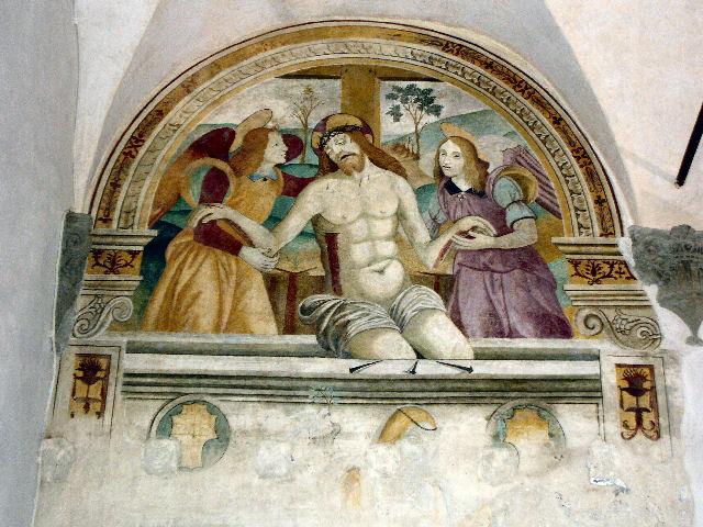 Affresco Cristo nel sepolcro, Camera Cavaliere Certaldo, PAlazzo Pretorio.jpg
