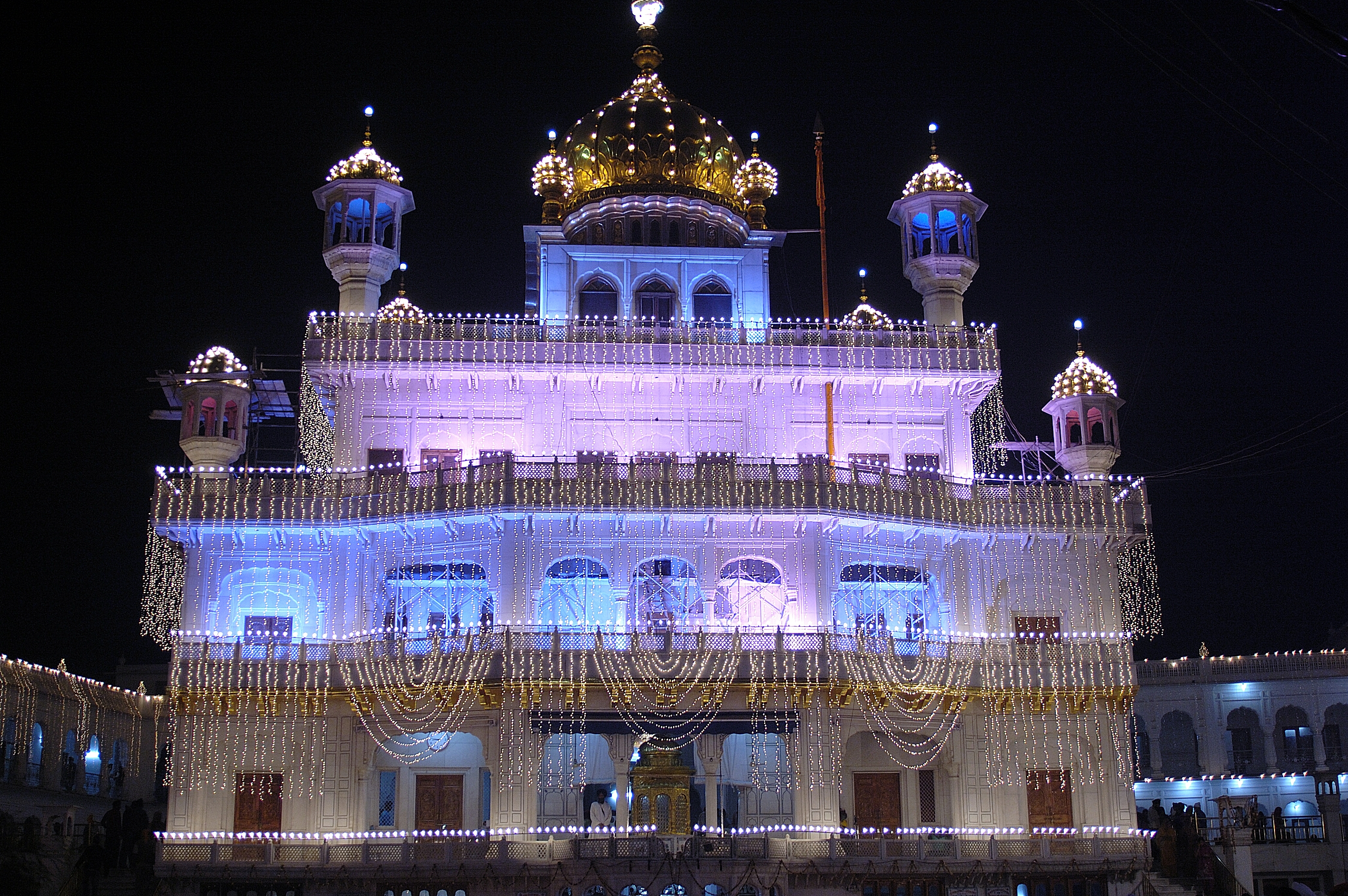 lines on gurpurab in english