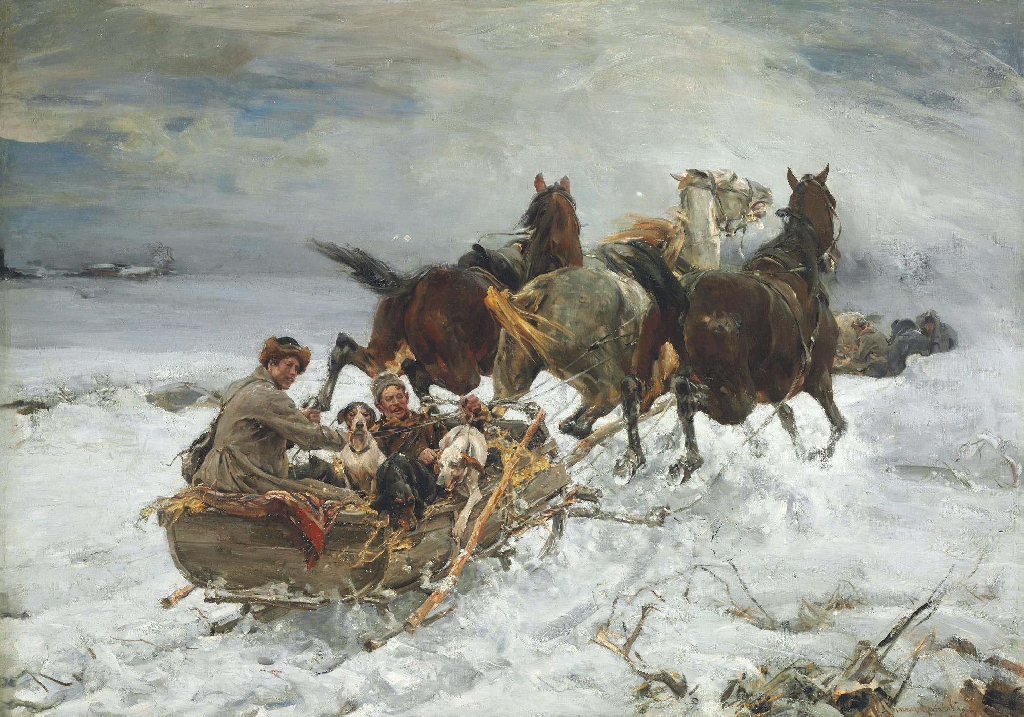 """Αποτέλεσμα εικόνας για """" Kulig"""", Alfred Wierusz-Kowalski"""