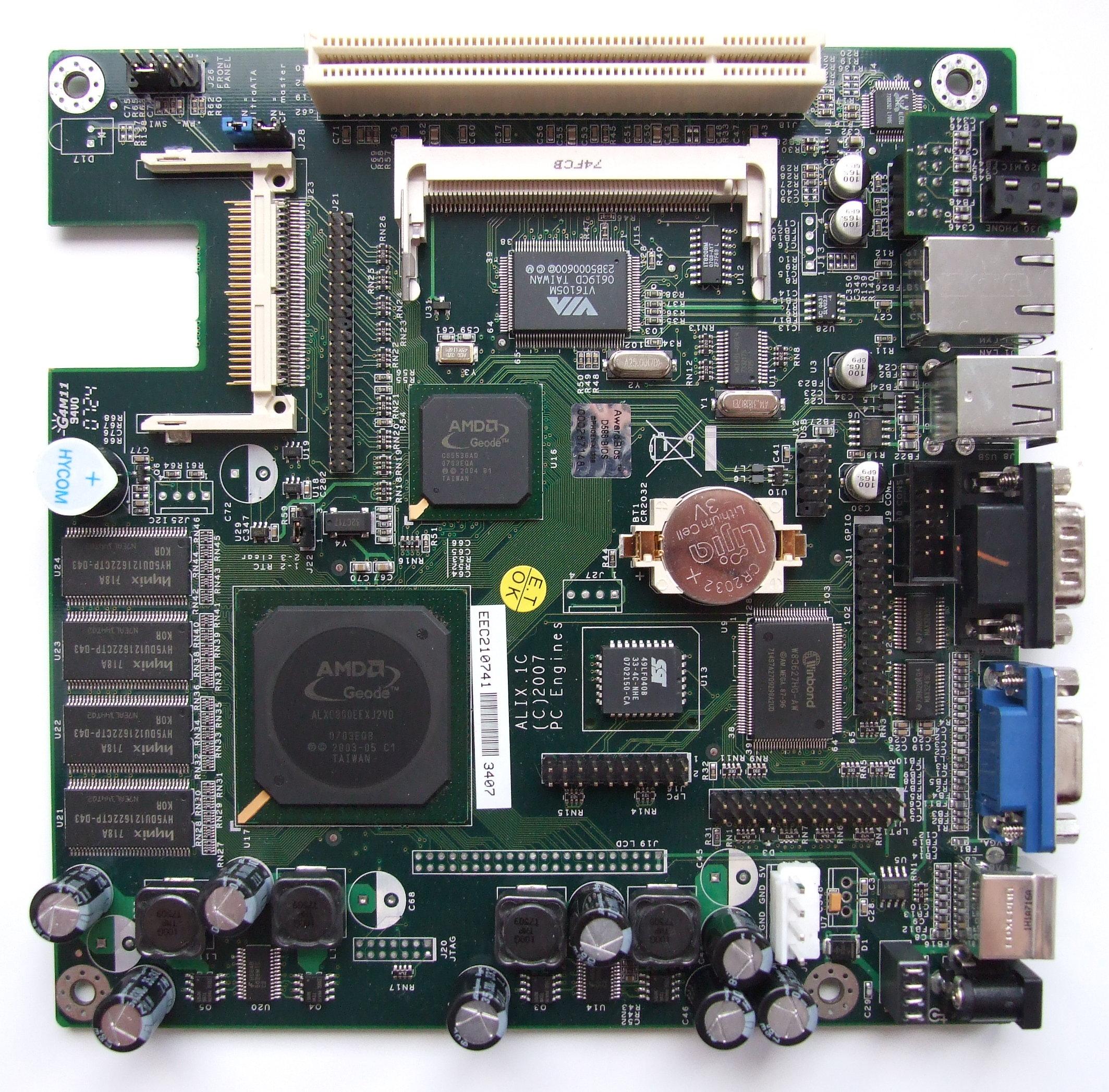 amd geode lx video driver