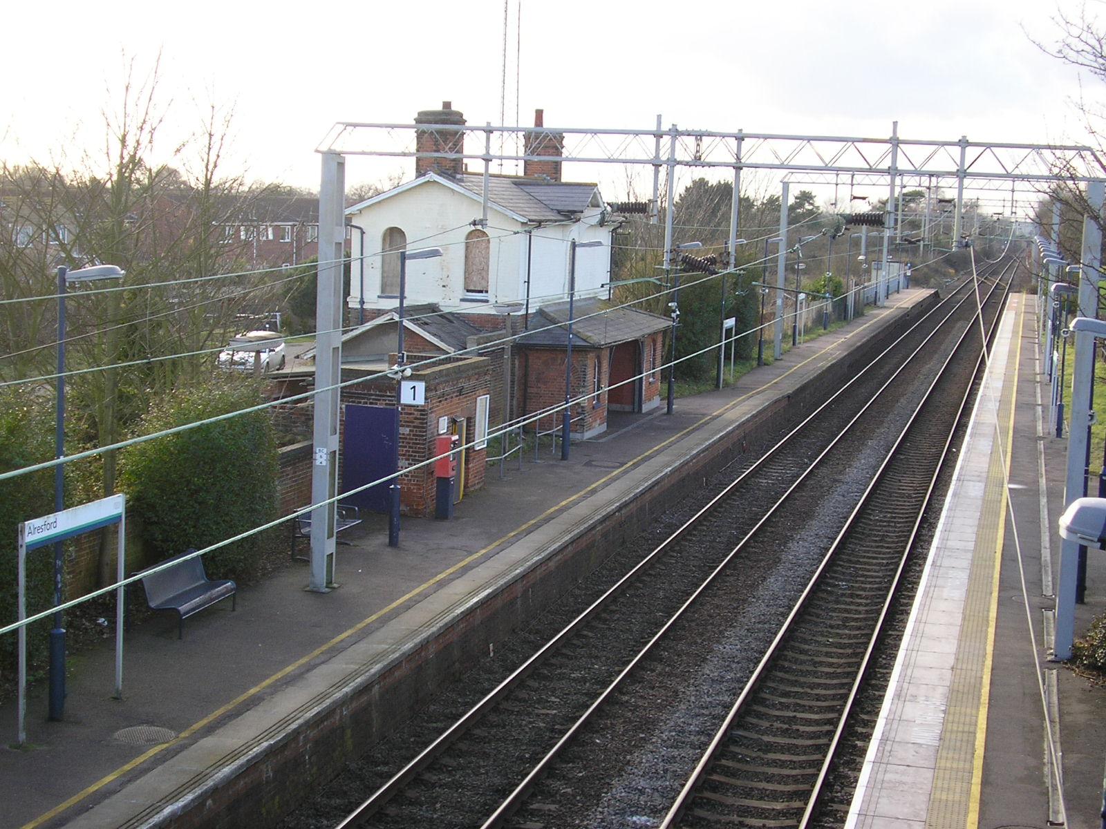 Bishops Stortford Train Station Car Park Prices
