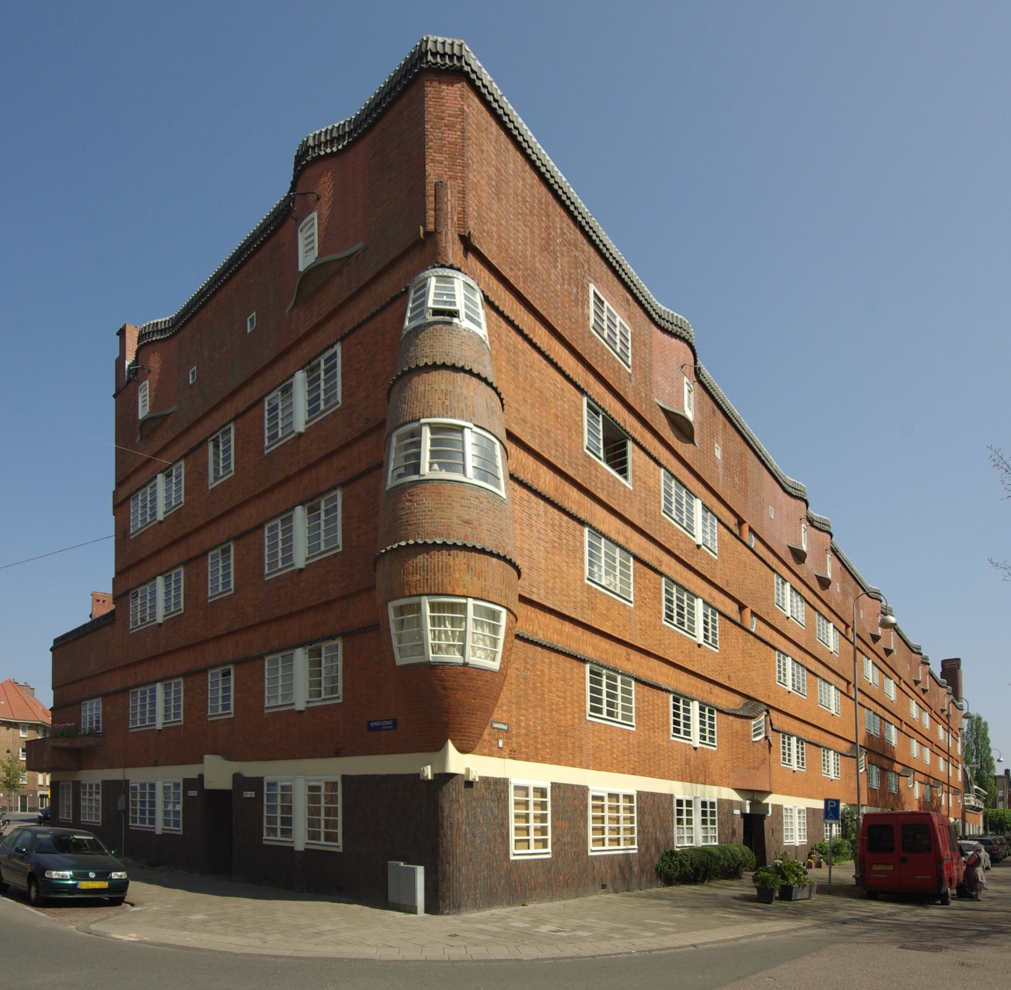 File amsterdam het schip 005 jpg wikimedia commons for Arquitectura holandesa