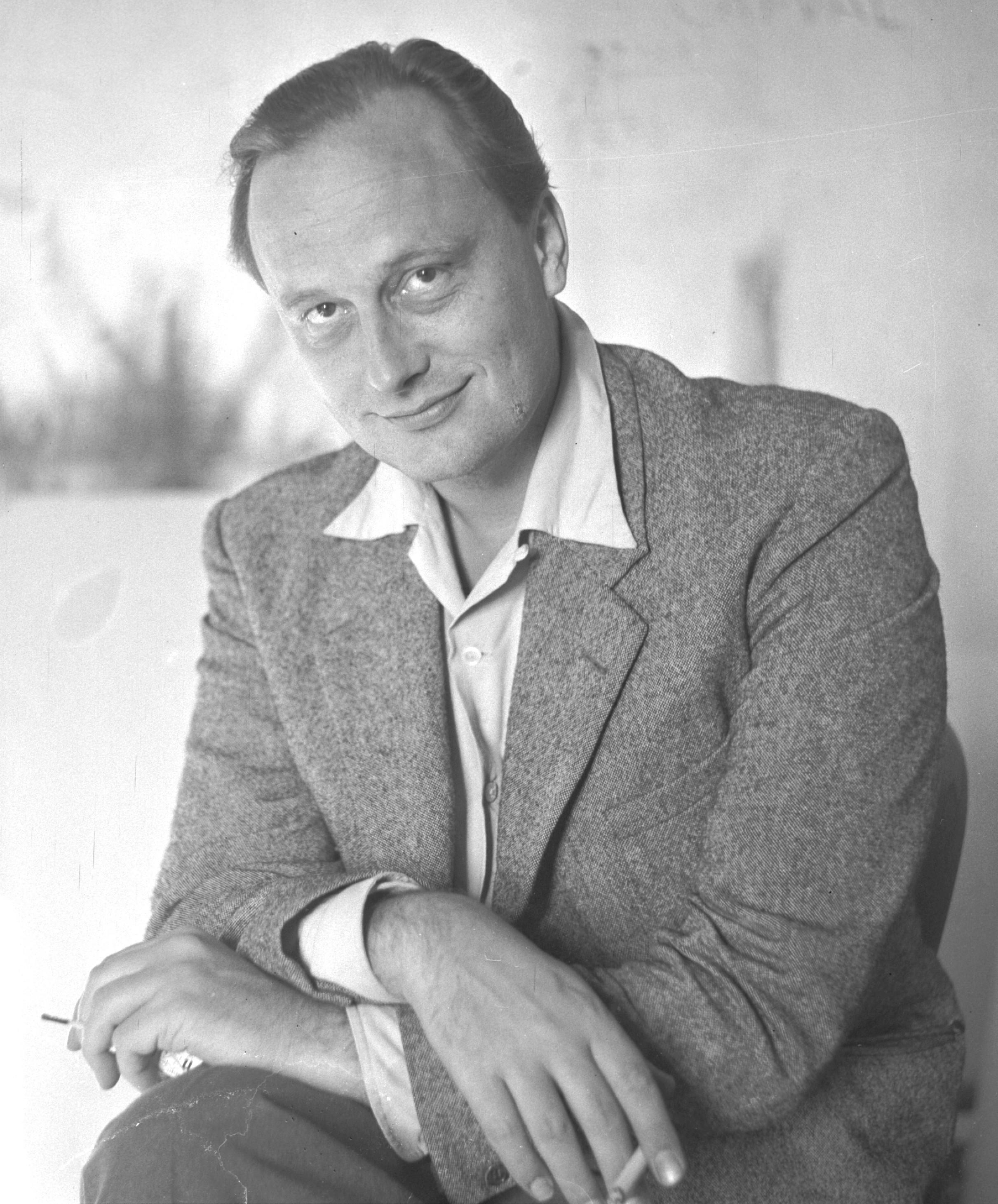 Klaus Forbregd: André Bjerke