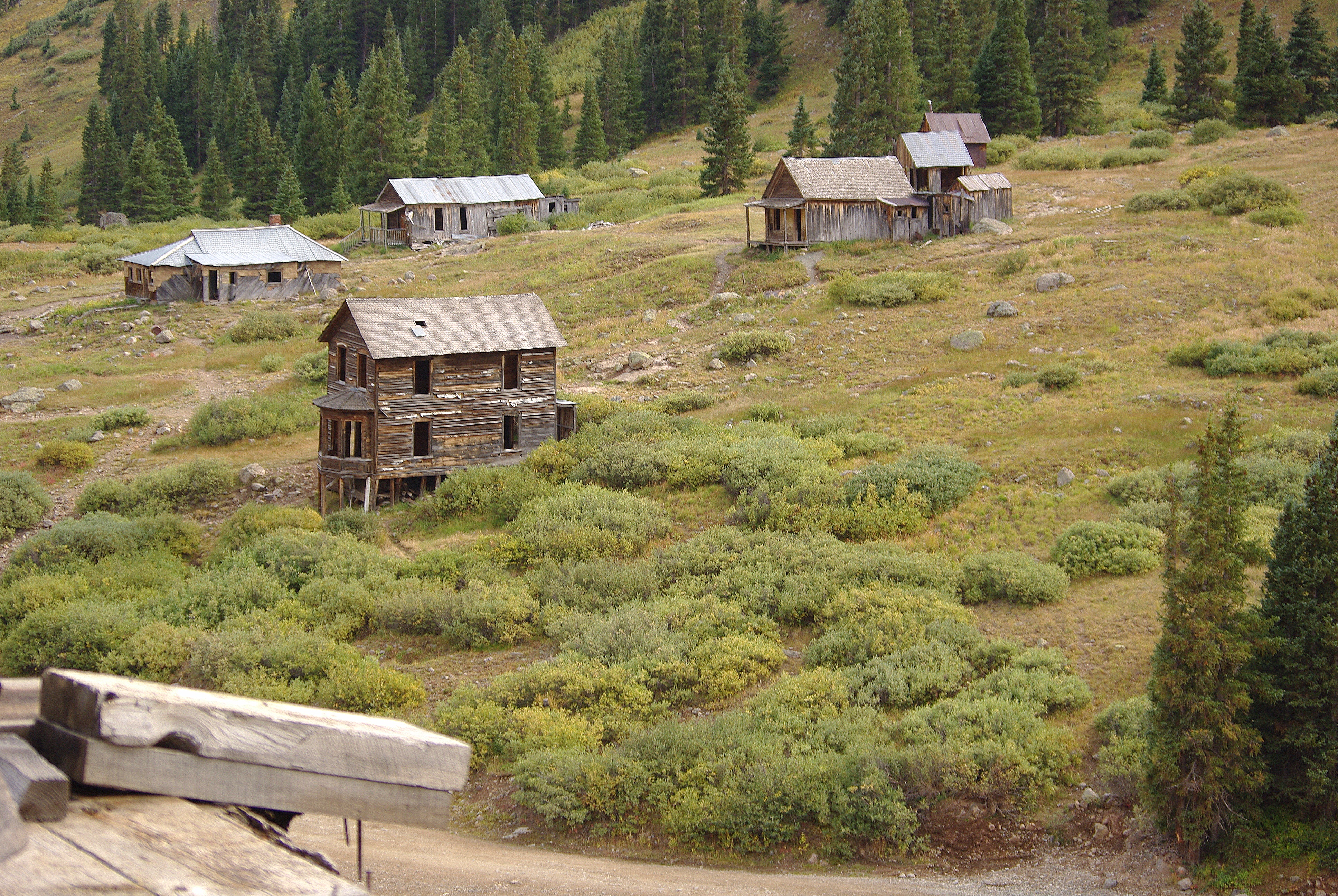 6 Creepy Ghost Towns in Colorado You Wont Believe Exist The