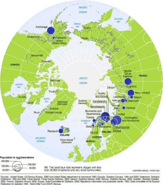 Arctic cooperation and politics  Wikipedia