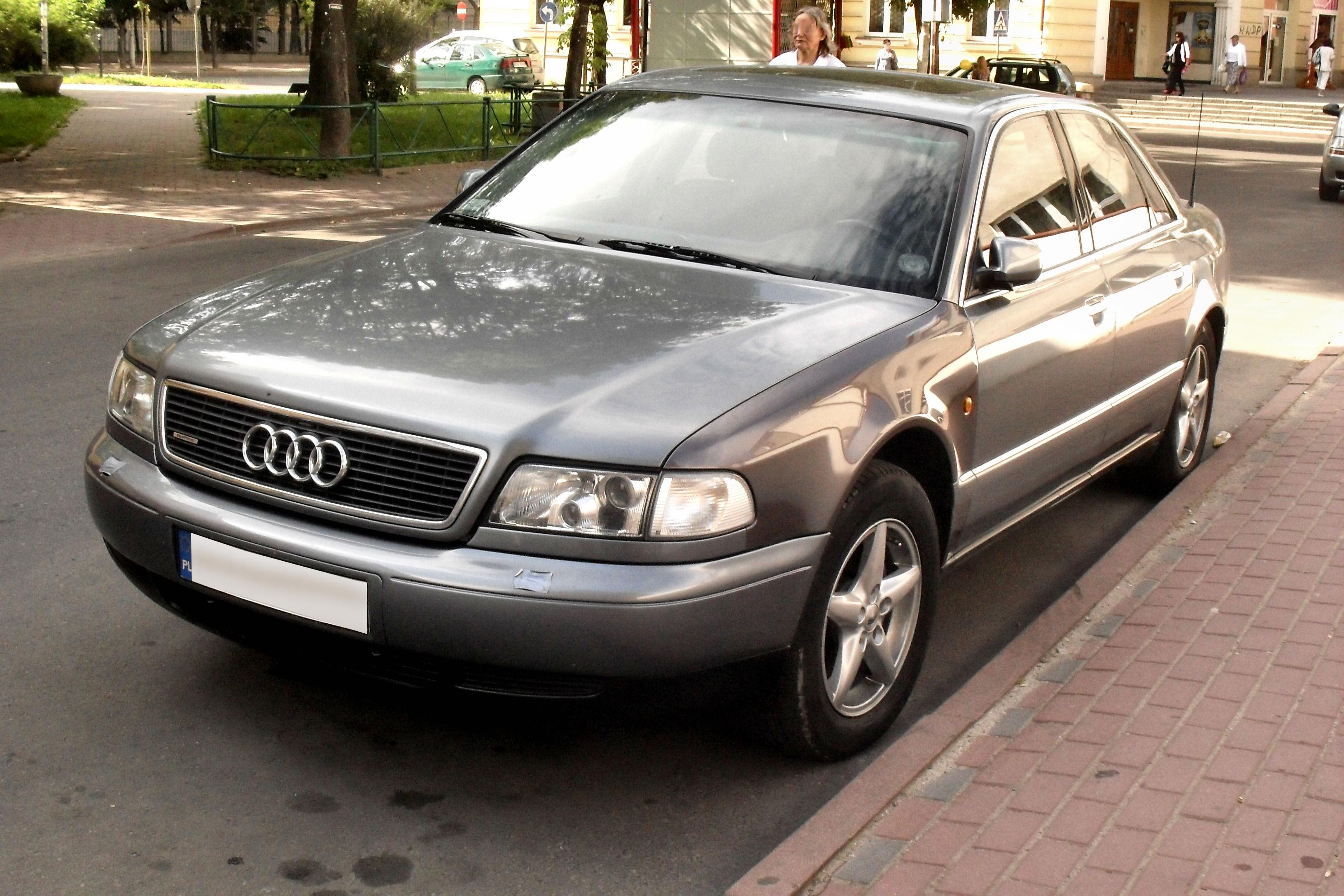 File Audi A8 D2 3 7 Quattro 2 Jasło Jpg Wikimedia Commons