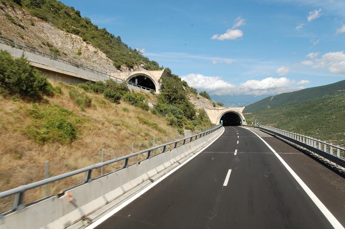 Autostrada A25 Italy