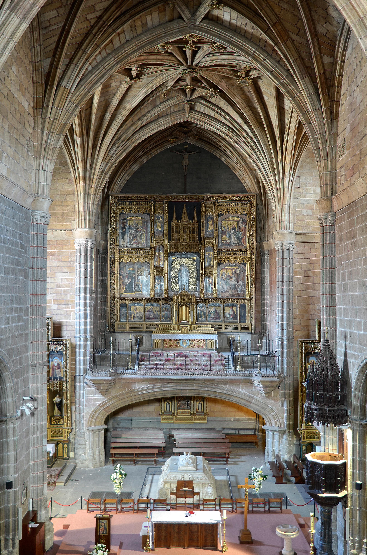 File:Avila - Convento de Santo Tomas 03.jpg - Wikimedia ...