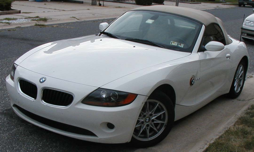 File Bmw Z4 Jpg Wikimedia Commons