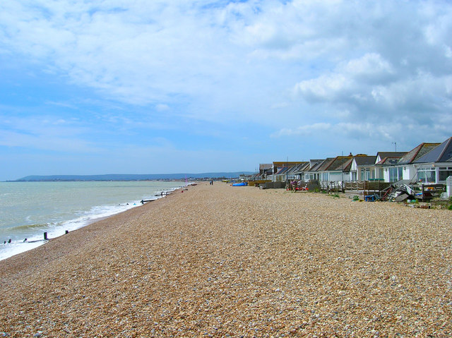 Beachlands, Pevensey Bay - geograph.org.uk - 176160