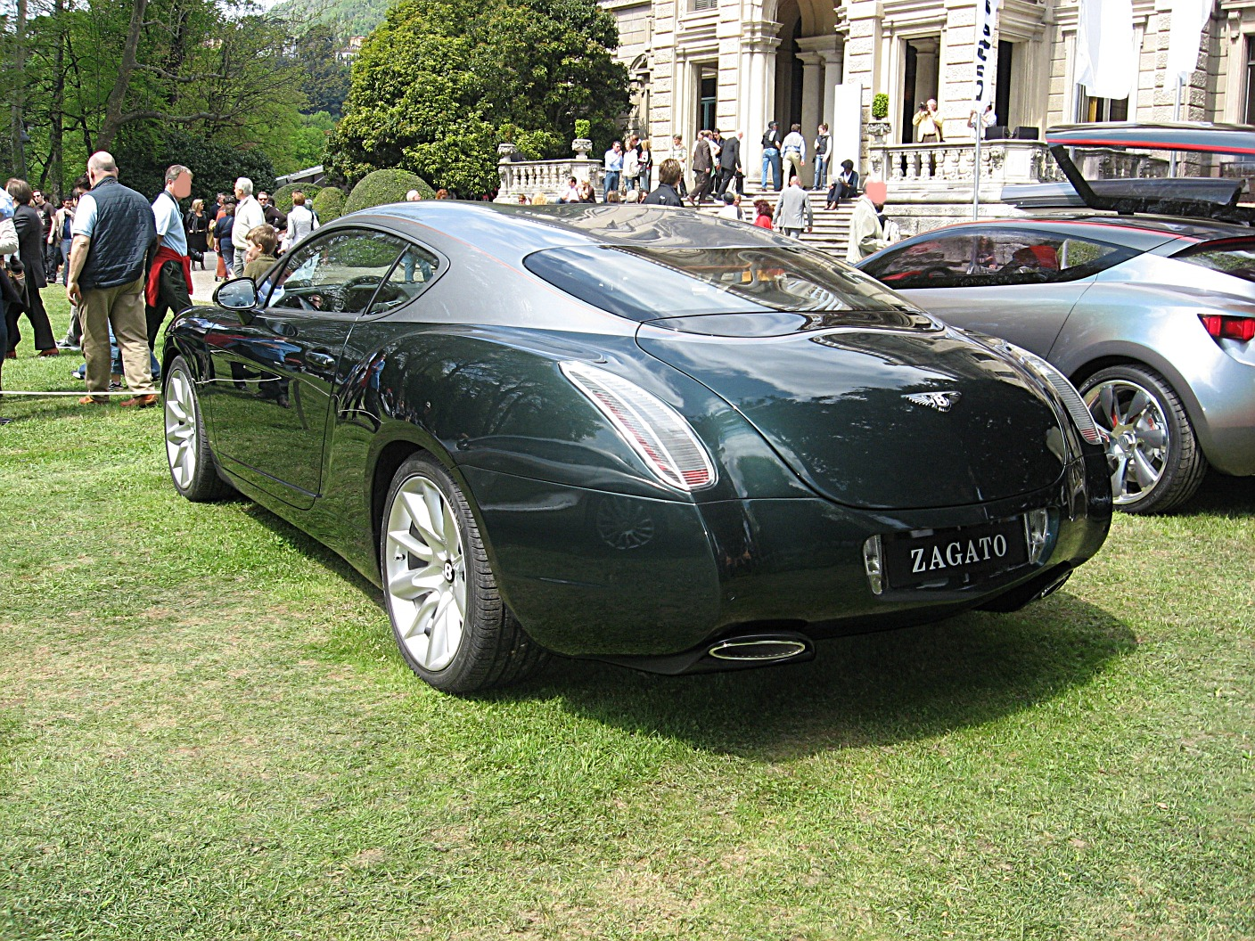 Bentley Continental Gt Wikipedia Go Back Gallery For Printed Circuit Board Layer Gtz