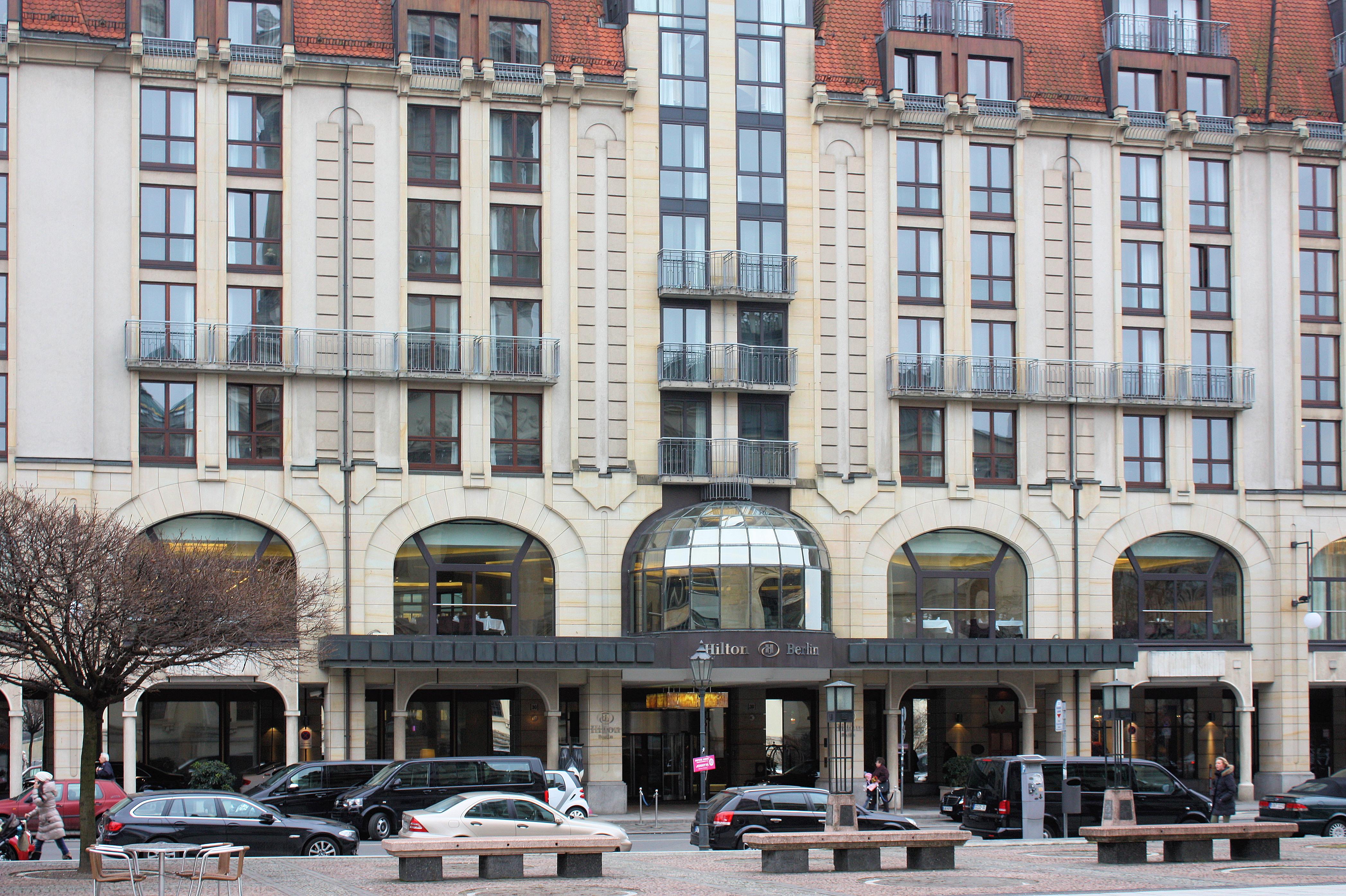 Hilton Hotel Berlin Gendarmenmarkt