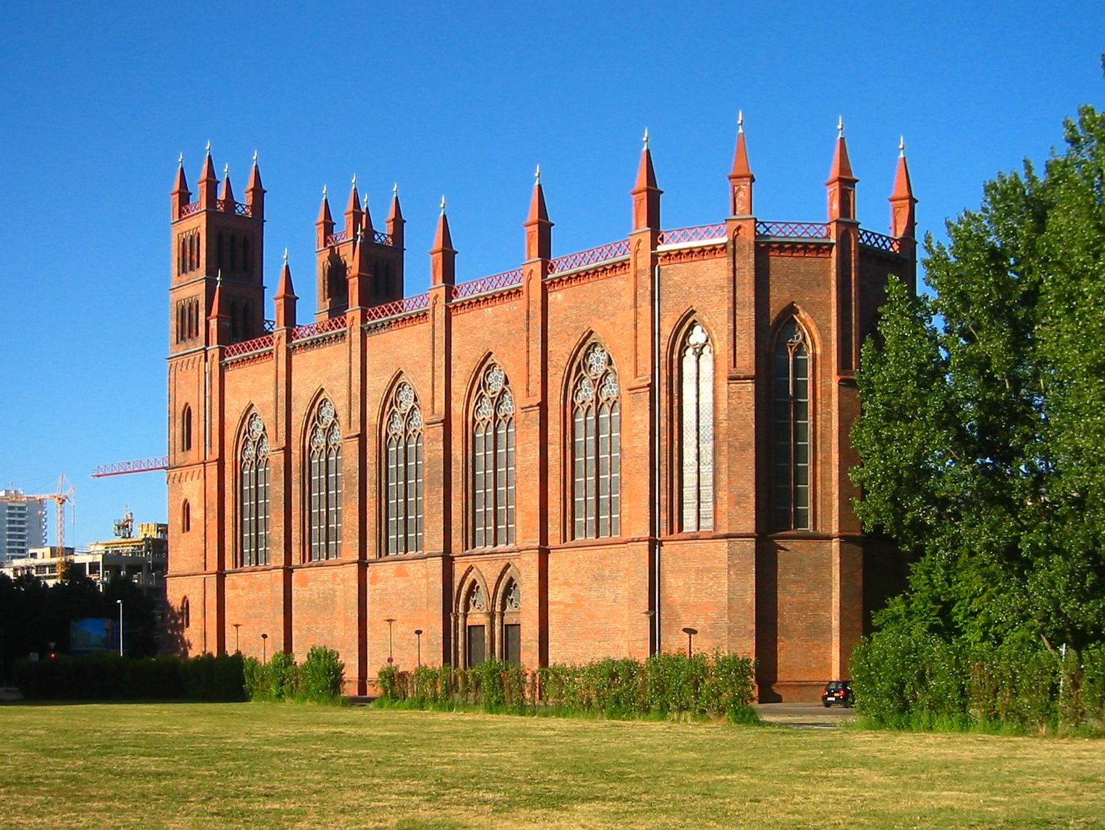 File:Berlin - Friedrichswerdersche Kirche, 2006 1.jpg ...