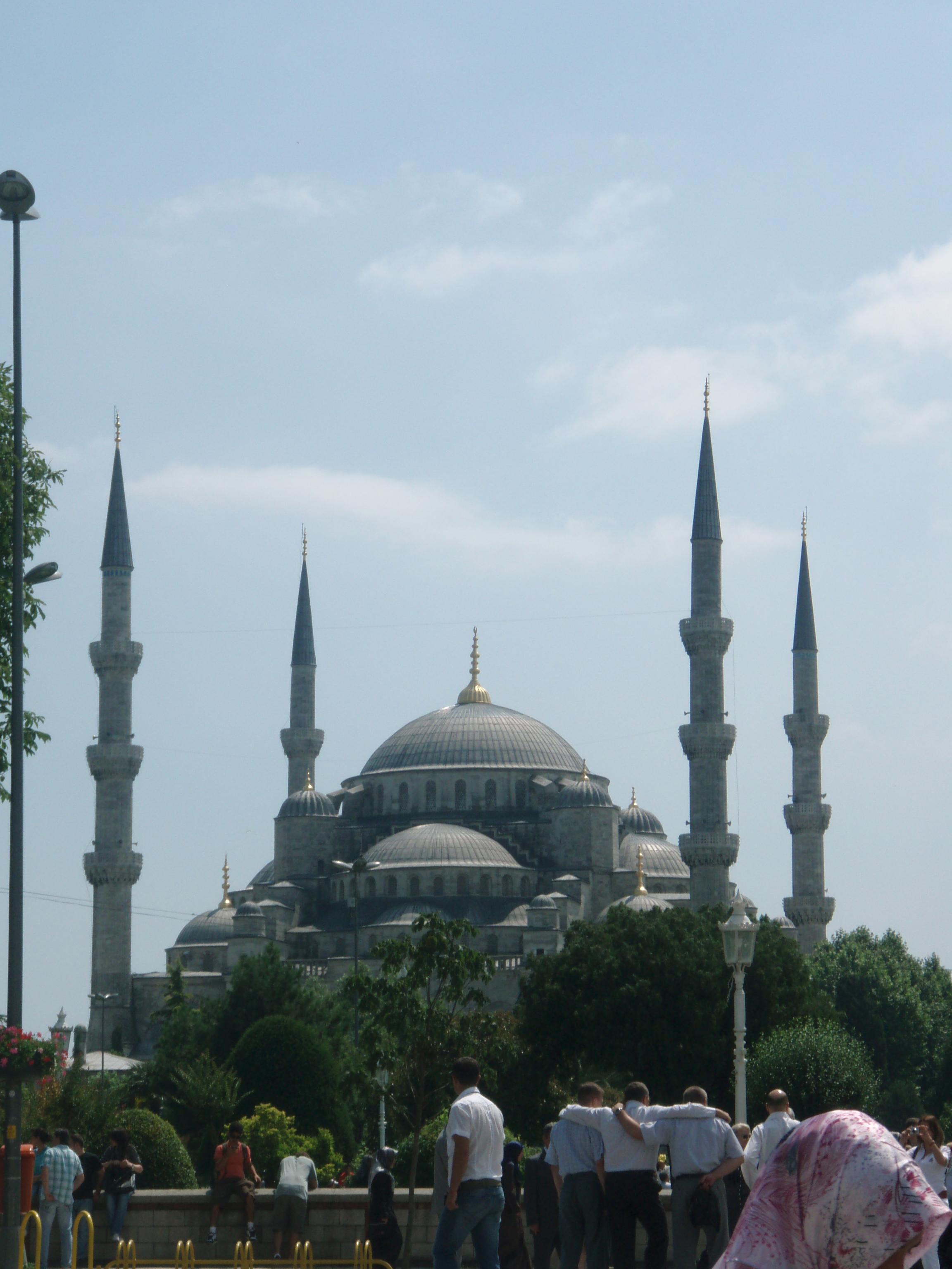 C A Turkey Istanbul File:Blue Mosque, Ista...