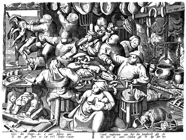 file brueghel fette kueche wikimedia mons
