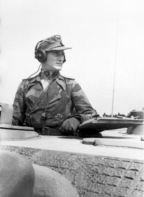 Leutnant Feldheim