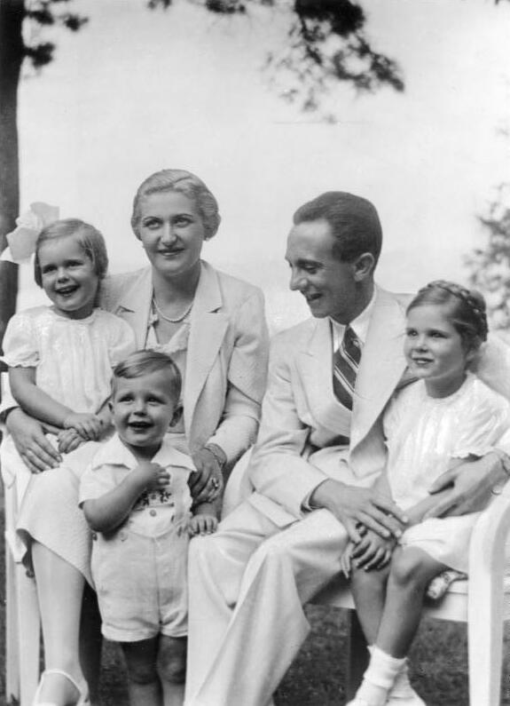 joseph goebbels avid supporter of war Goebbels, joseph (1897--1945), nazi minister of propaganda  goebbels used radio and propaganda films to win over supporters he was  during the war, goebbels .