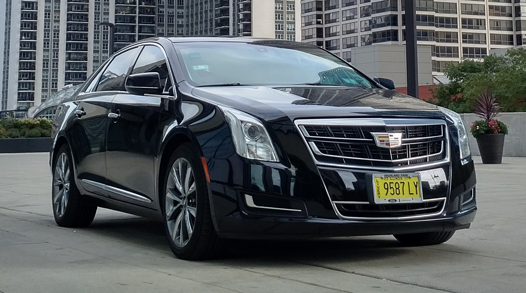 Is Cadillac A Foreign Car >> Cadillac Xts Wikipedia