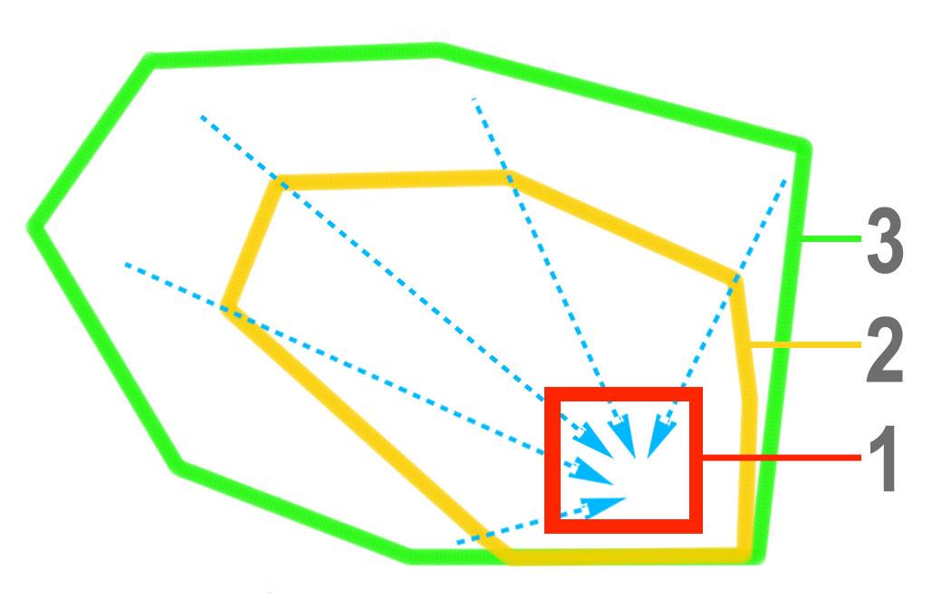 carte des périmètres de protection de monument historique Périmètre de protection — Wikipédia