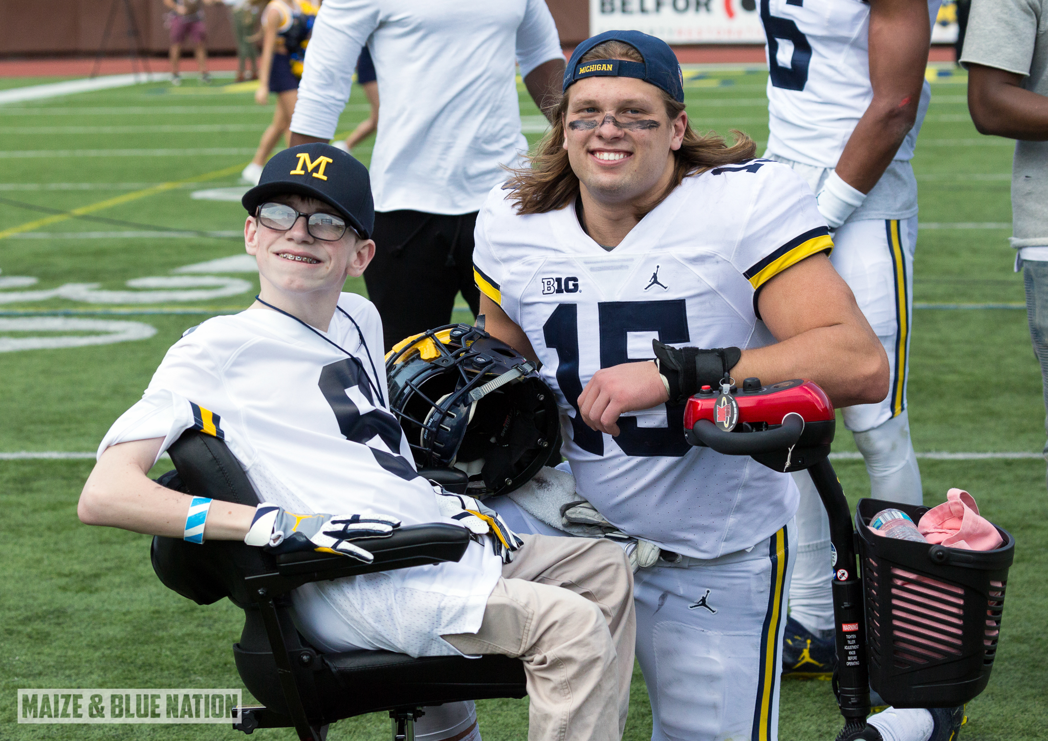 the latest 447f7 7ac1c File:Chase Winovich (33256188454).jpg - Wikimedia Commons