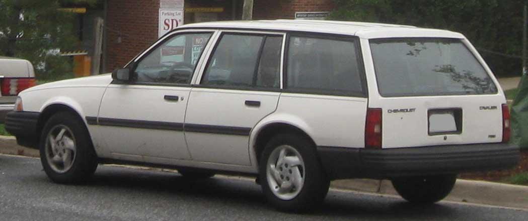 Chevrolet Cavalier Wagon