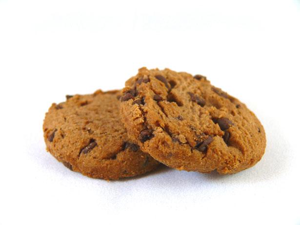 Blue Cookie Chocolate