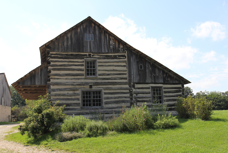 File:Christian Turck House at Old World Wisconsin jpg - Wikimedia