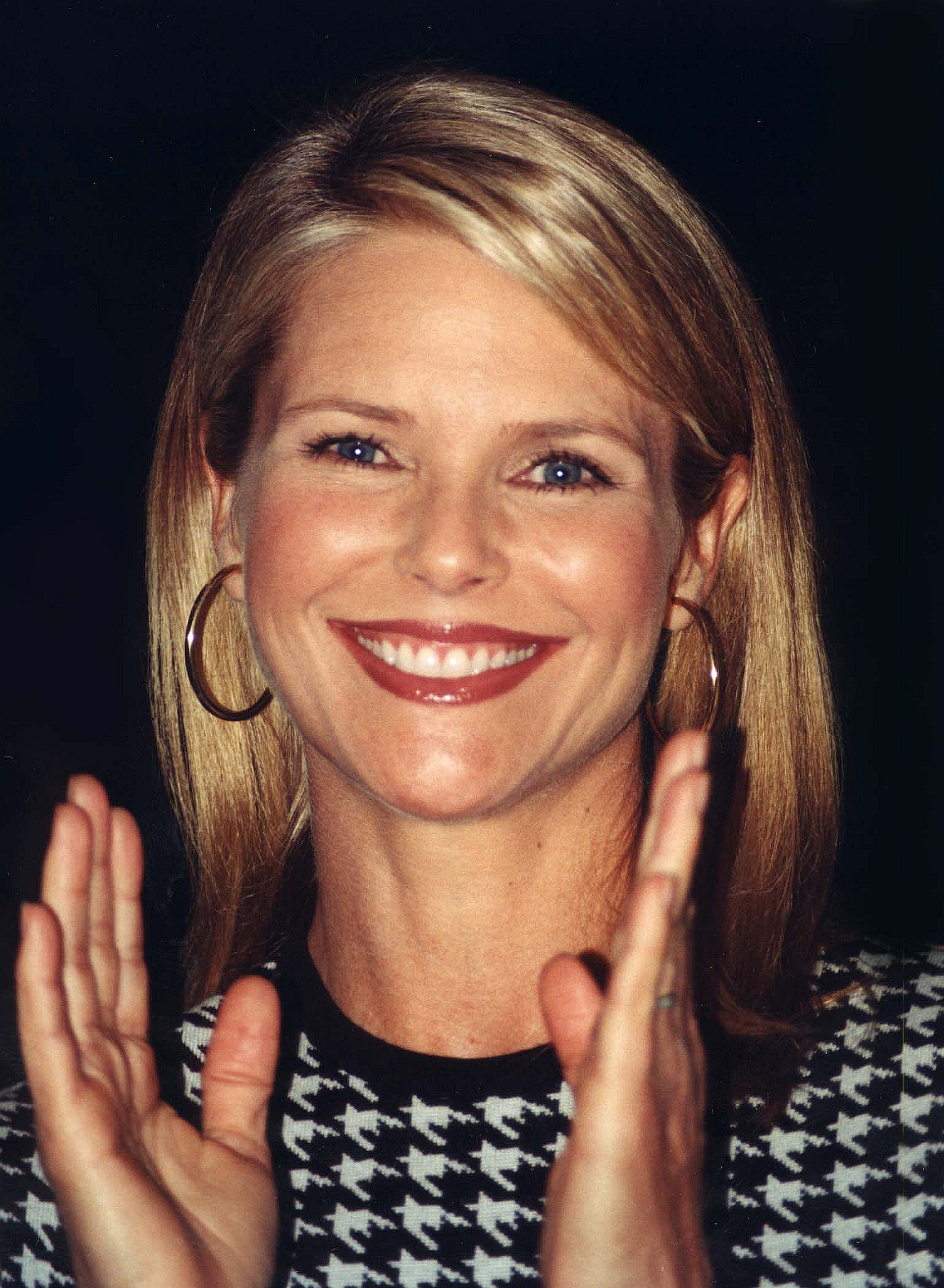 File:Christie Brinkley 1998.jpg - Wikimedia Commons