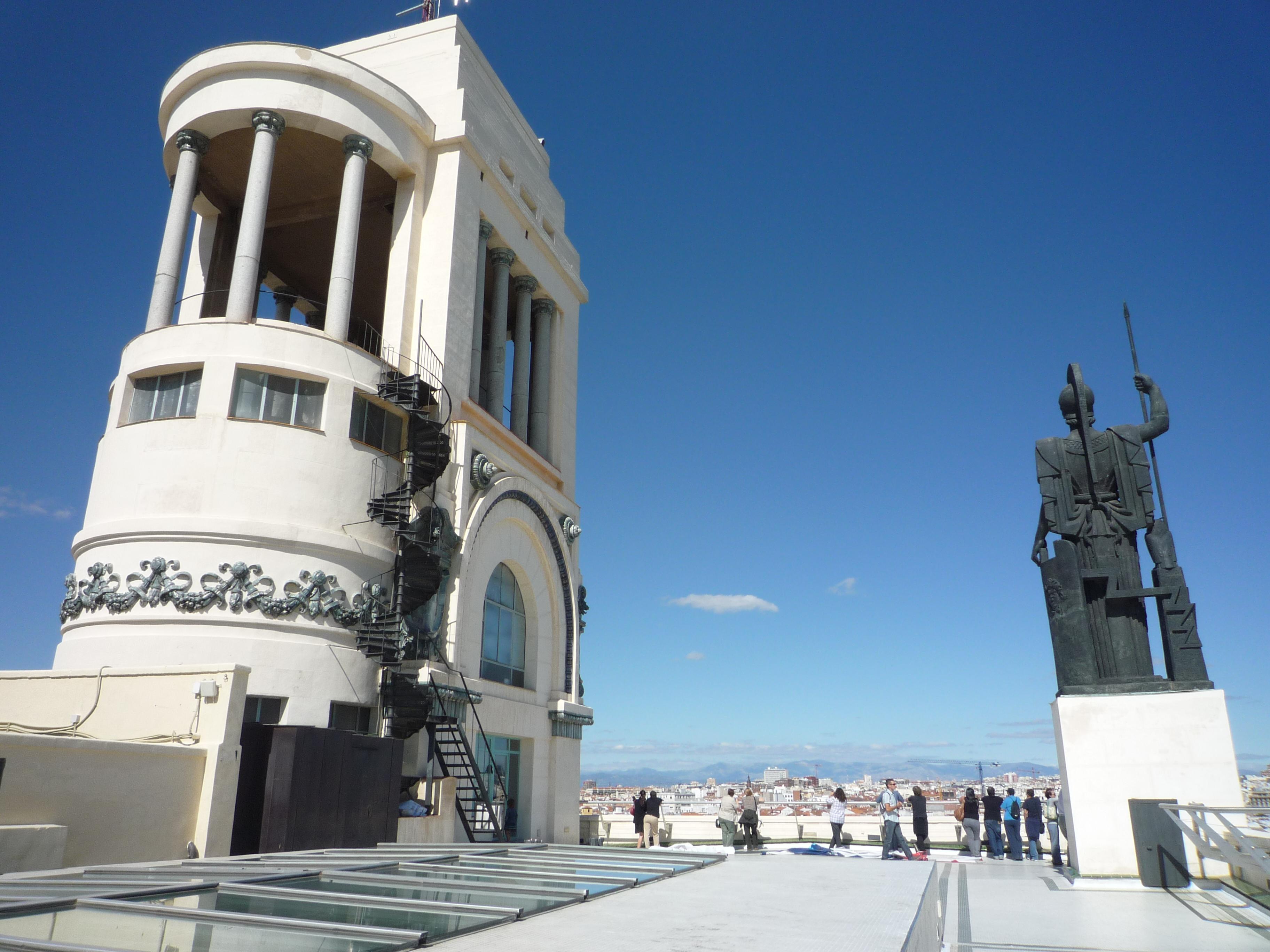 File Circulo De Bellas Artes Azotea Jpg Wikimedia Commons