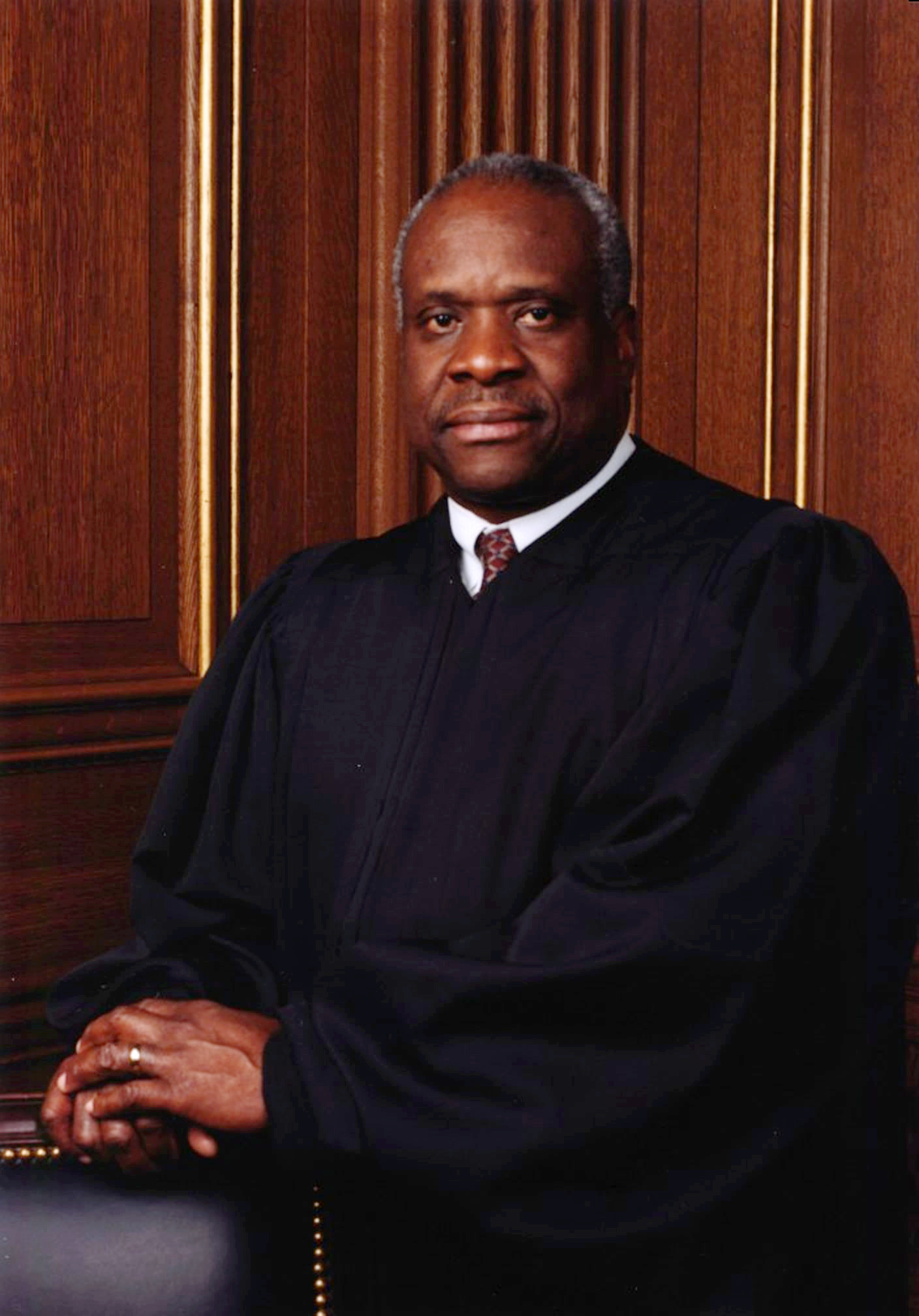 a biography of clarence thomas a supreme court justice Anita hill's 1991 testimony at supreme court justice clarence thomas's confirmation hearing will breathe new life in clarence describes how he felt when he.
