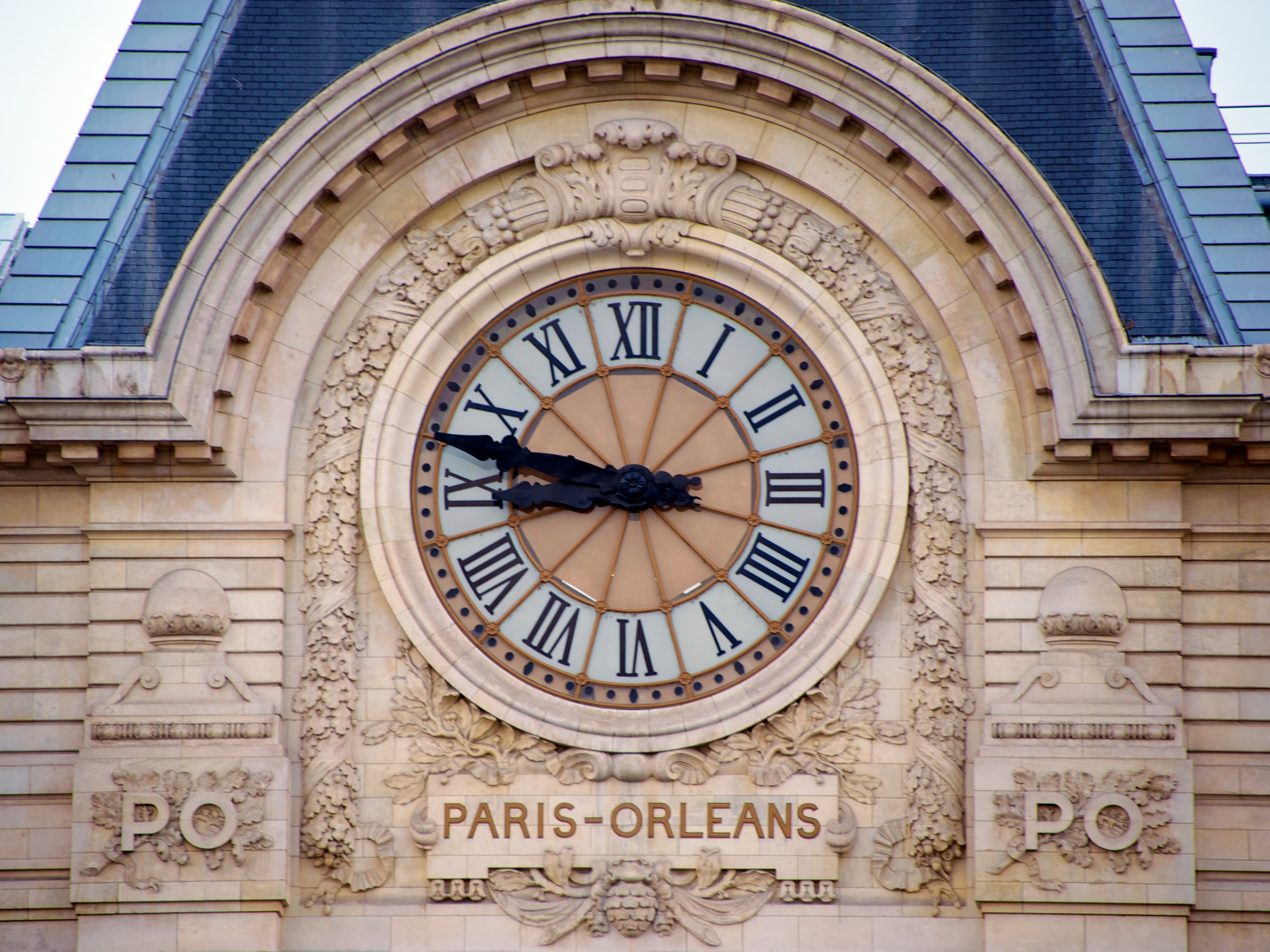 file clock paris orleans gare d 39 orsay wikimedia commons. Black Bedroom Furniture Sets. Home Design Ideas