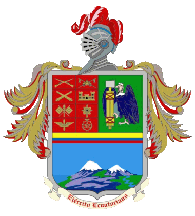 Coat of arms of the Ecuadorian Army.png
