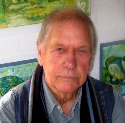 Colin Spencer in 2011