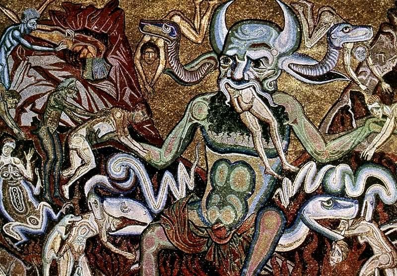 Coppo di Marcovaldo, Hell