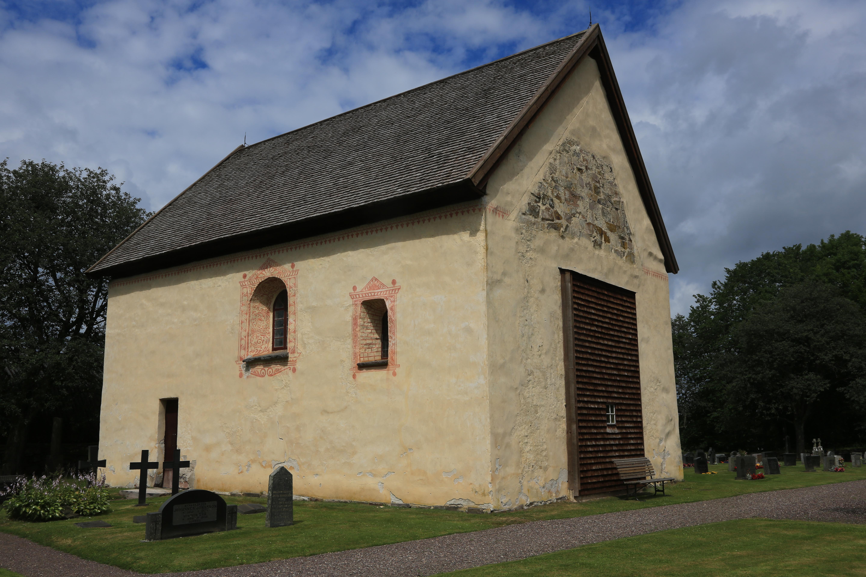 Bild av Dädesjö gamla kyrka