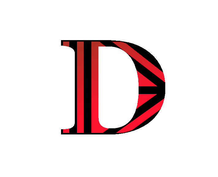 filed logo red and black stripedpng