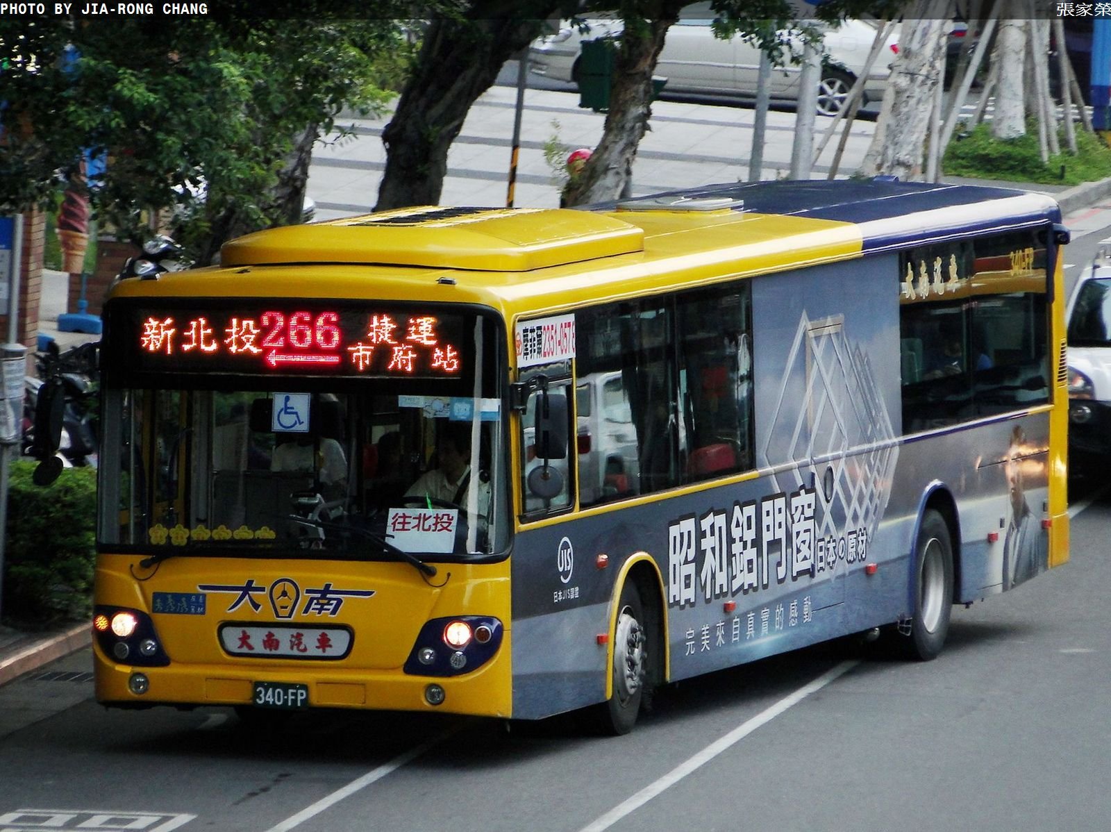 Danan Bus 340-FP left side 20140730.jpg
