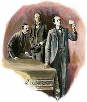The Adventure of the Dancing Men - Wikipedia