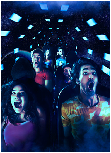 Deep Space Roller Coaster Wikipedia