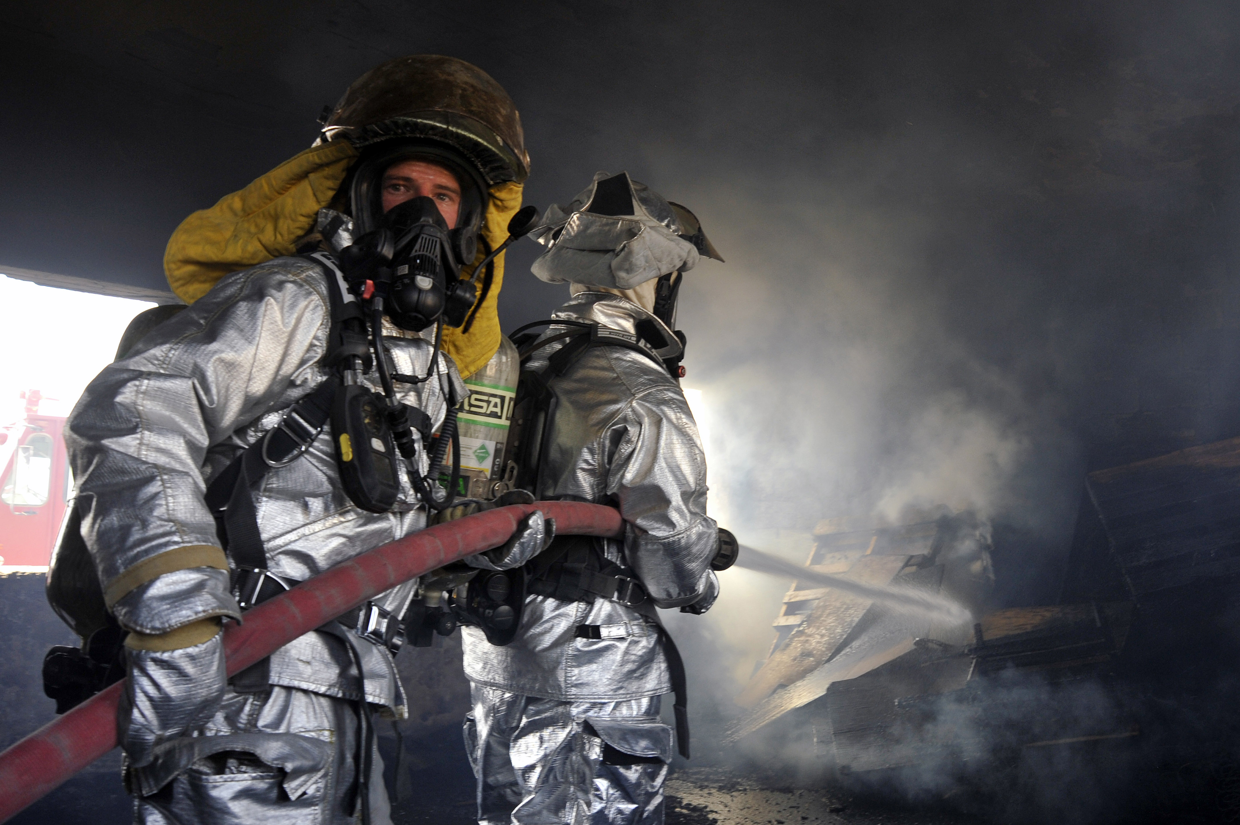 File:Defense.gov News Photo 100809-F-6188A-164 - Firefighters from the ...
