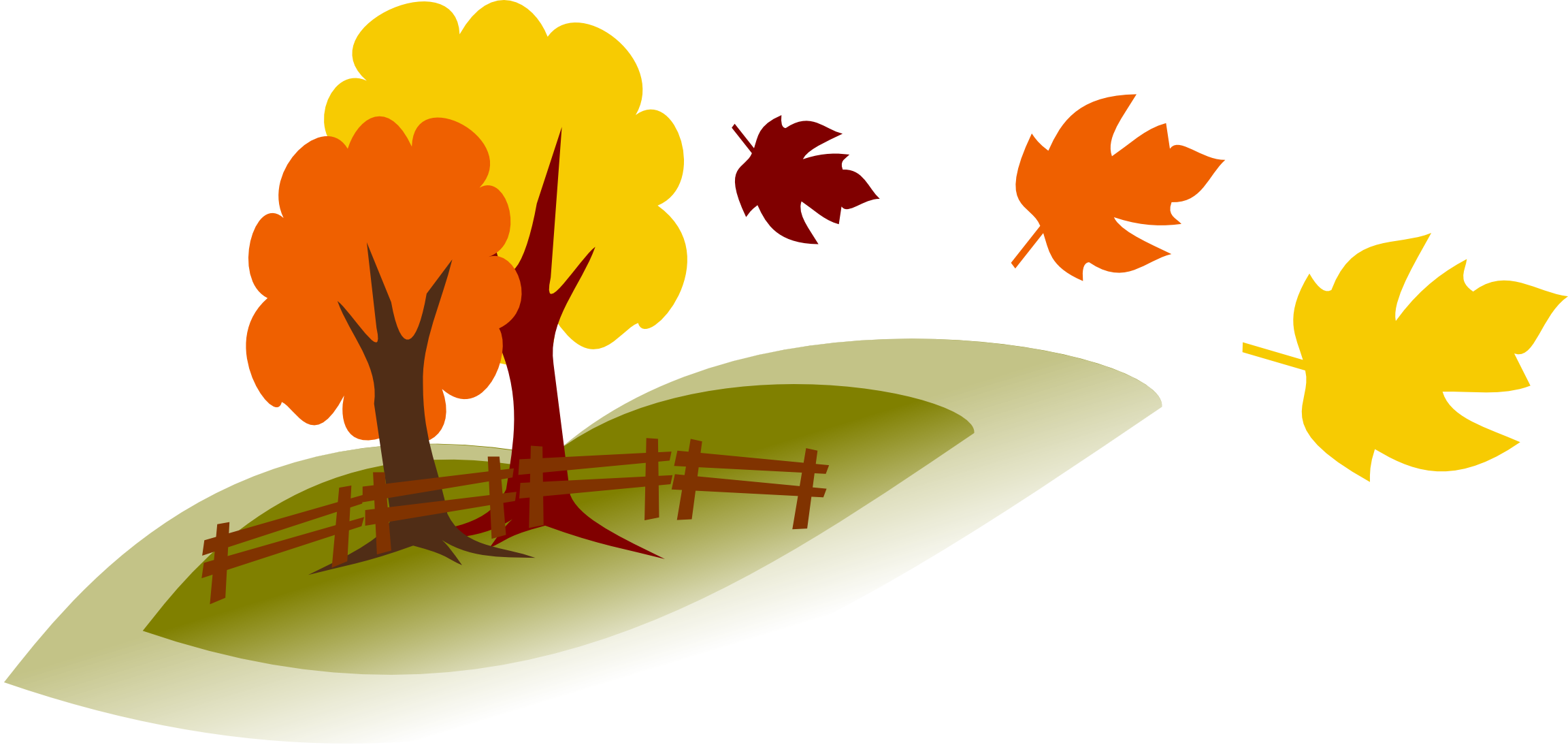 Image result for fall leaf clip art