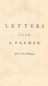 letters from an american farmer letter 3
