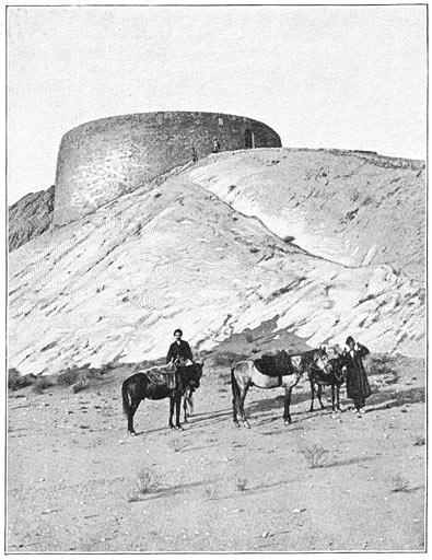 Doodentoren van de Zoroastriërs
