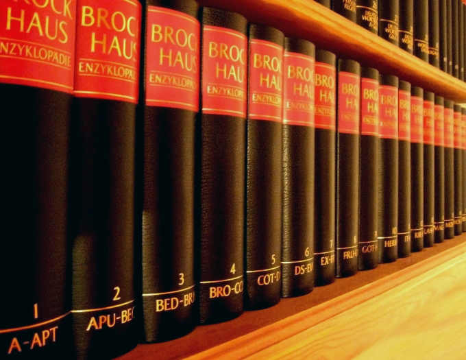 l'enciclopedia Brockhaus