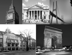 EURONEXT location collage small