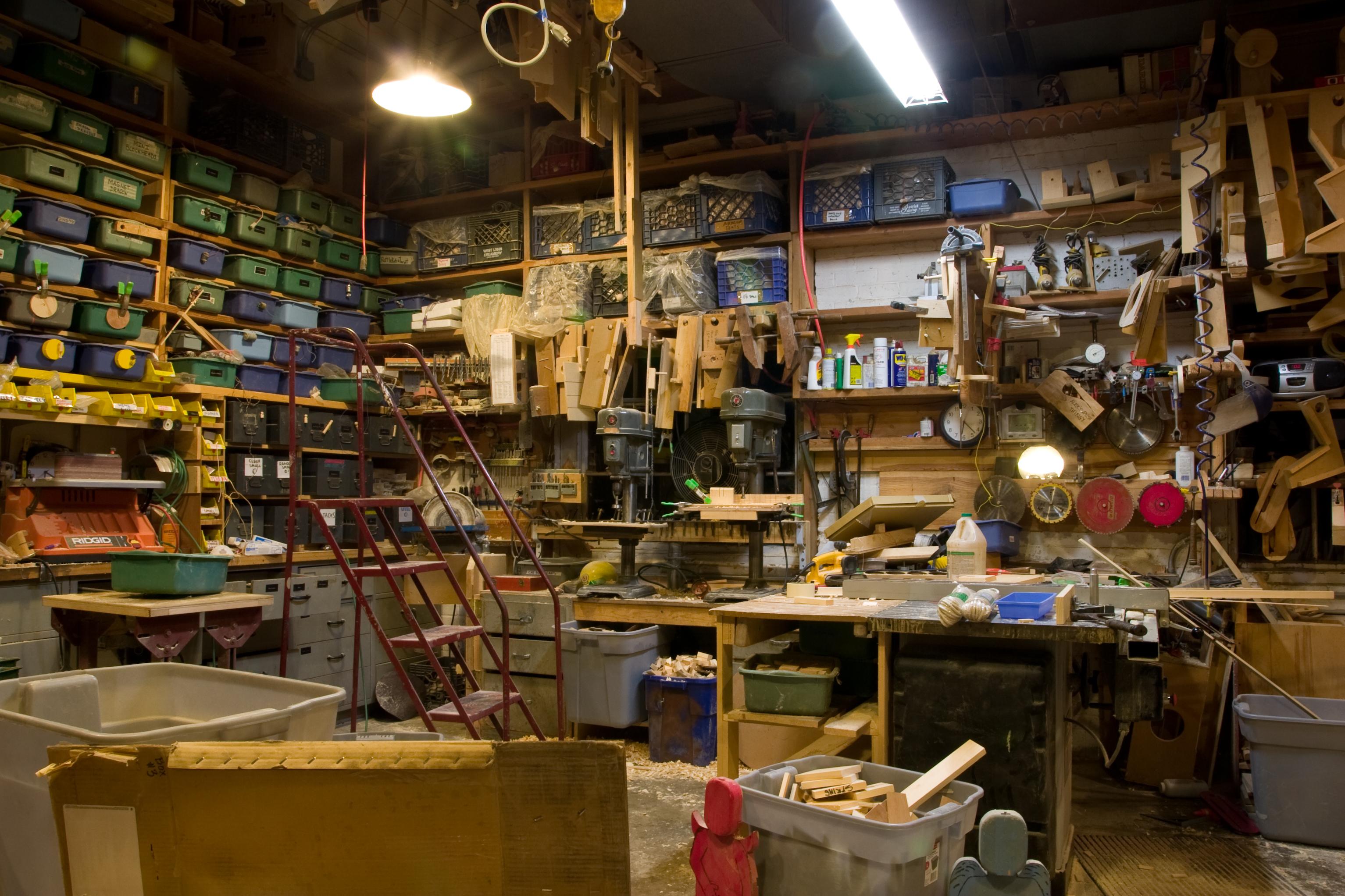work shops: