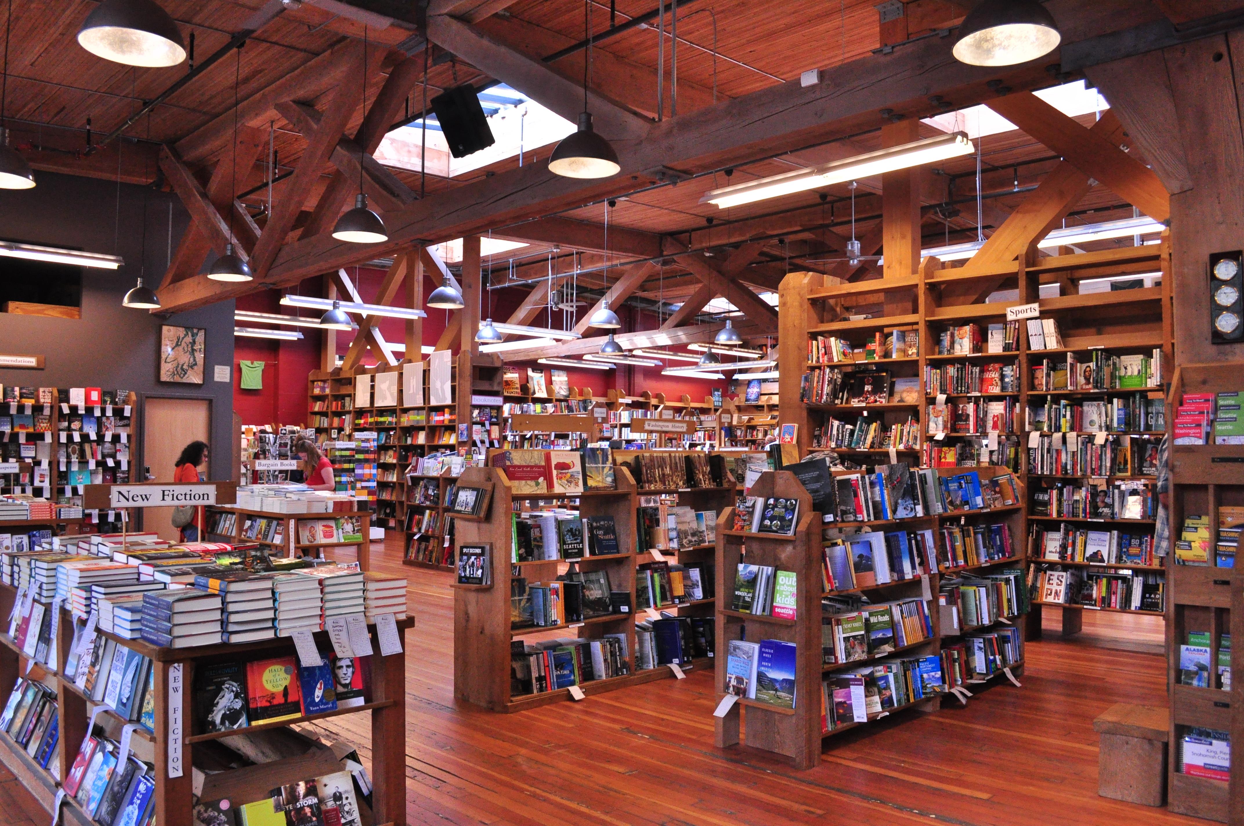 Resultado de imagen de Seattle book